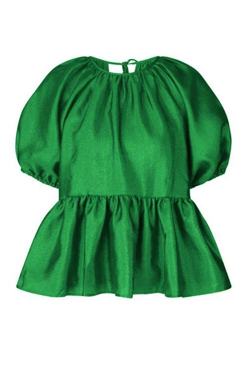 MbyM - Bluse - Theodora - Pepper Green