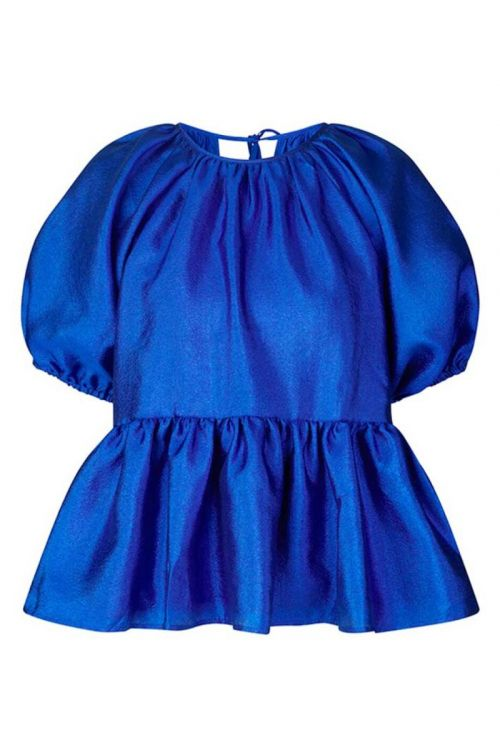 MbyM - Bluse - Theodora - Reflex Blue