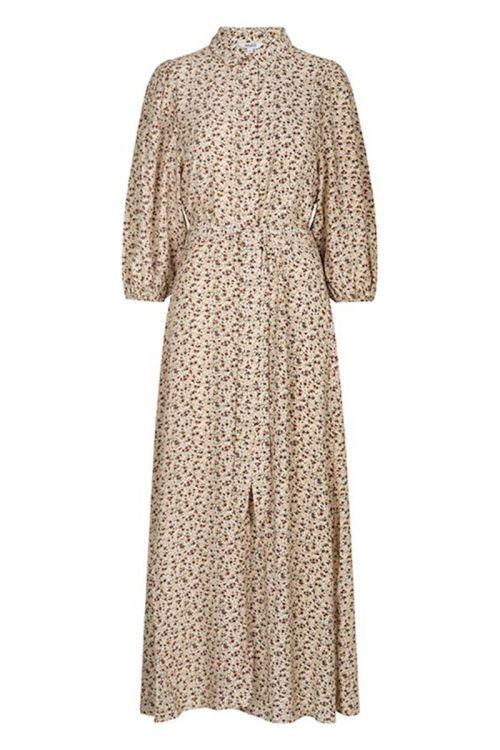 MbyM - Kjole - Apolline Dress - Carnelian Print