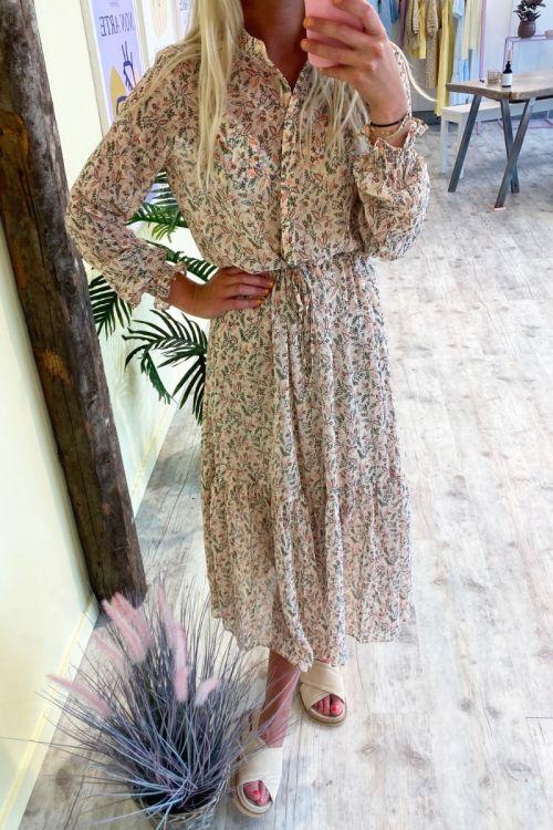 MbyM - Kjole - Diaz Dress - Elyse Print