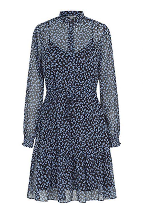 MbyM Kjole Diaz Short Dress Rayssa Print Front