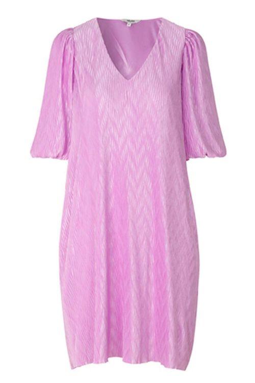 mbyM Kjole Dottie Dress Violet Tulle Front