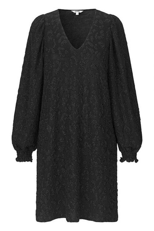 MbyM - Kjole - Embry Dress - Black Leopard