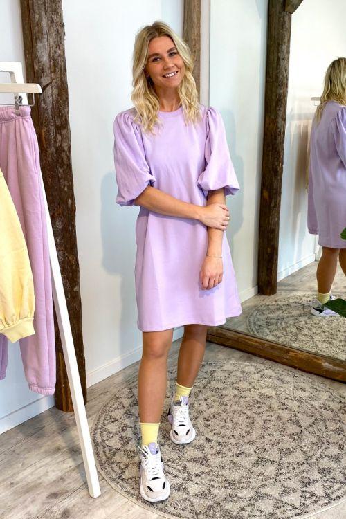 MbyM Kjole Emmaline Lavender Hover