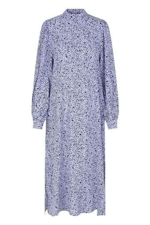MbyM - Kjole - Hestia Dress - Lavender Print