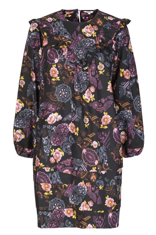 mbyM Kjole Lenorra Dress Ziggi Print Front