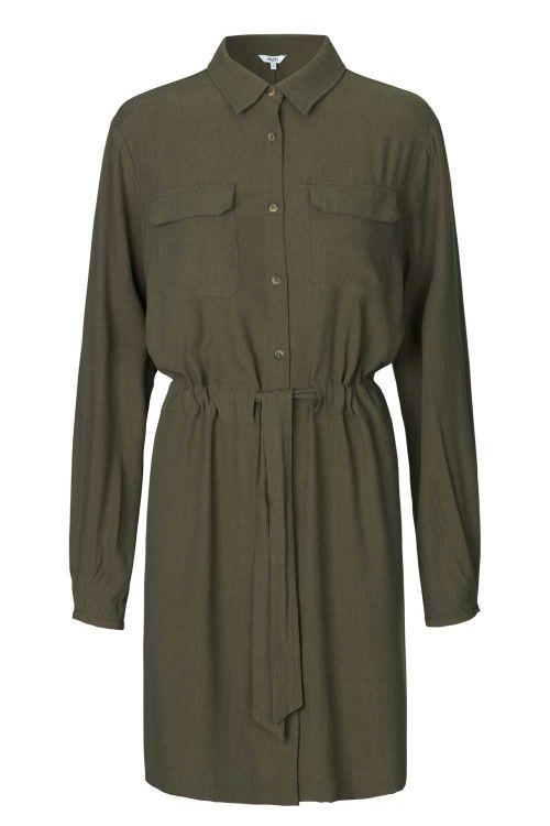 mbyM Kjole Makaila Dress Castor Gray Front