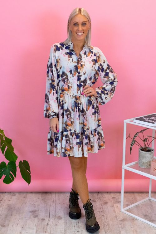 mbyM Kjole Marranie Dress Vanna Print Hover