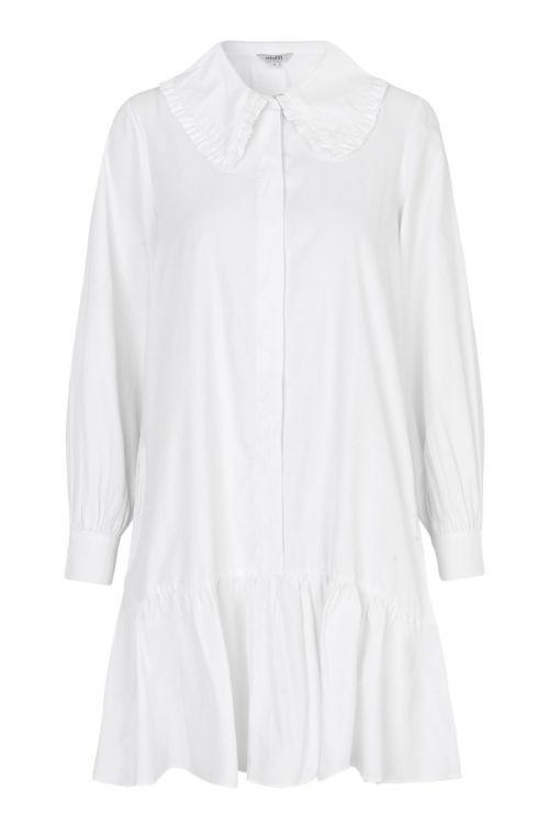 MbyM - Kjole - Miliona Dress - White