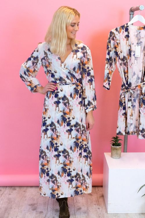 mbyM Kjole Reeda Dress Vanna Print Hover