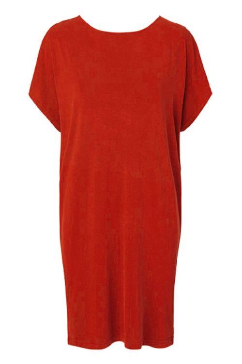 mbyM Kjole Rici Rai Dress Lollipop Red Front