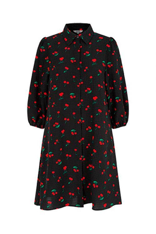 MbyM  Kjole  Taimi Dress  Pendula Print Front