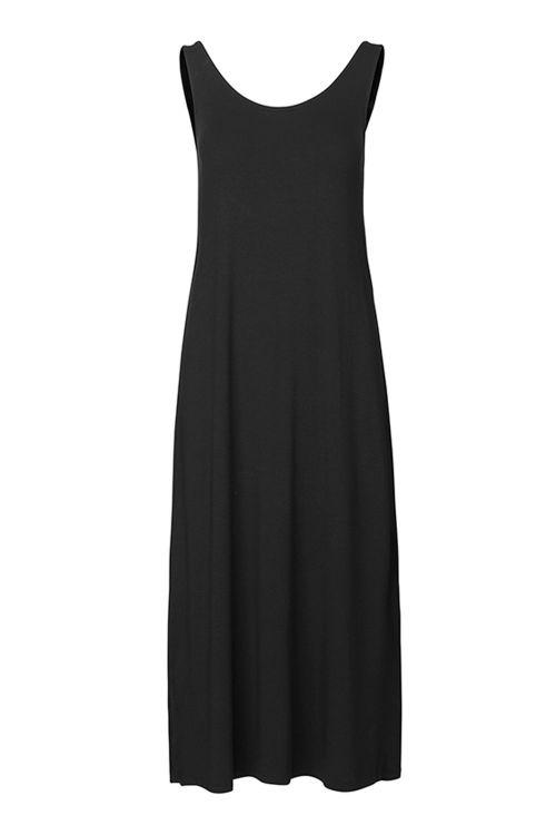 mbyM Kjole Tesla Dress Black Front