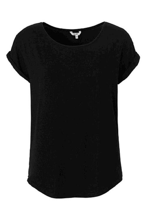 mbyM T-shirt Nisha Black front