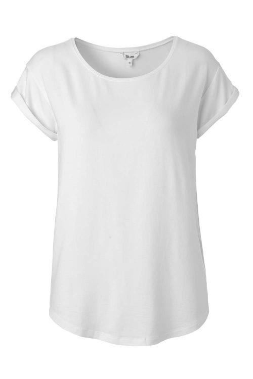 mbyM T-shirt Nisha Optical White front