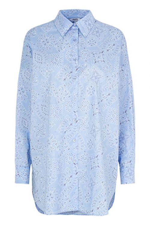 MbyM - Skjorte - Amabelle Canarsie - Blue Print