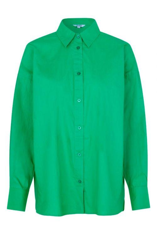 MbyM - Skjorte - M-Brisa Boxy - Bright Green