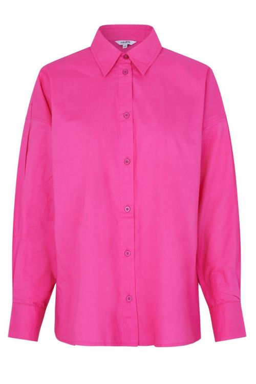 MbyM - Skjorte - M-Brisa Boxy - Hot Pink