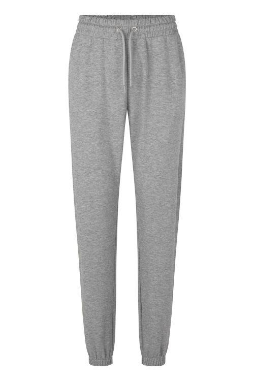 mbyM Sweatpants Nema Jess Pant light Grey Melange Front