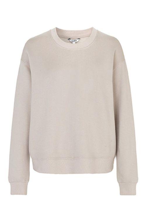 mbyM Sweatshirt Berta Romilly Grey Mist Front