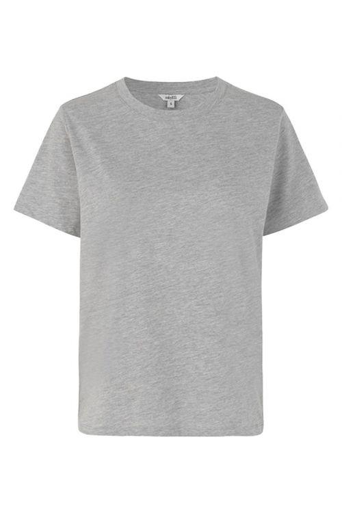 MbyM - T-Shirt - Beeja - Light Grey Melange