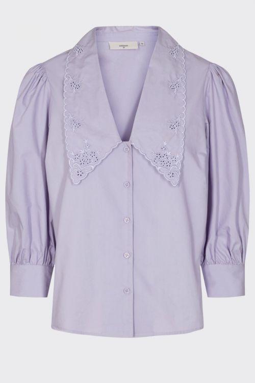 Minimum - Bluse - Betta Shirt - Languid Lavender