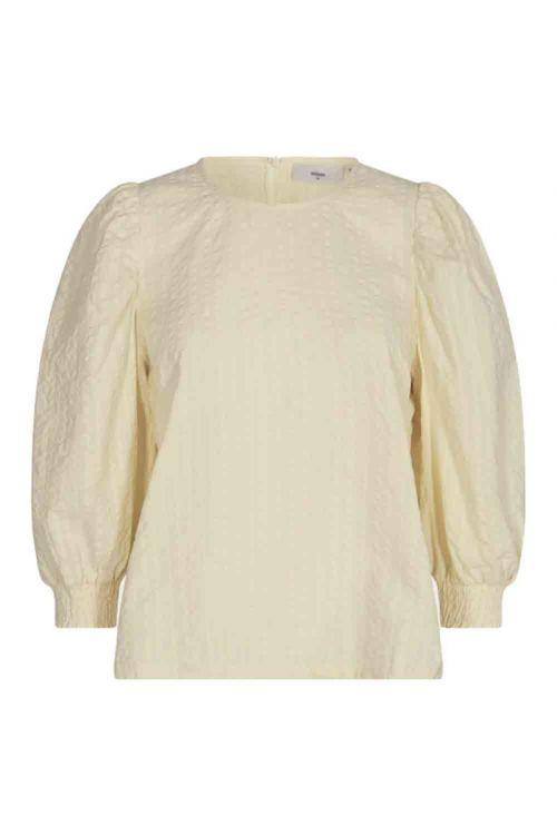 Minimum - Bluse - Gulli Blouse - Cornhusk