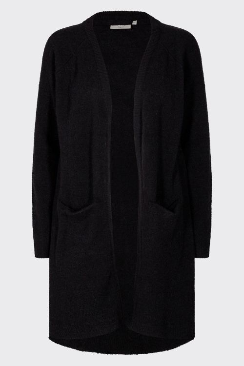 Minimum Cardigan Kerstin Black Front