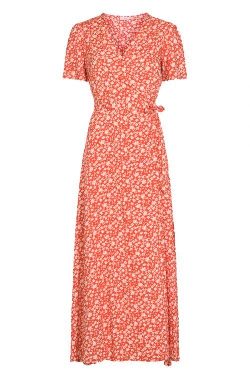 Minimum - Kjole - Elastica Dress - Valiant Poppy