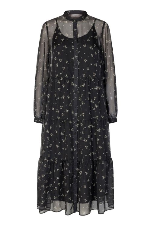 Minimum Kjole Mikuna Dress Black Front