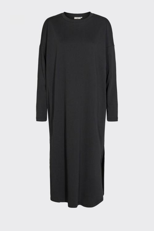 Minimum - Kjole - Regizze Midi Dress - Black