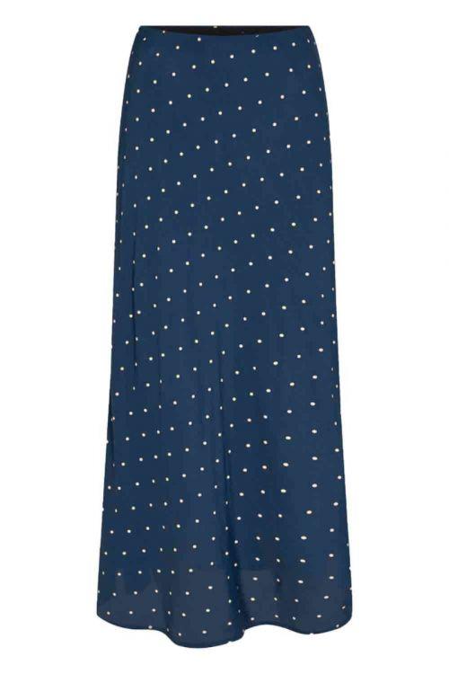 Minimum - Nederdel - Albi Skirt - Navy blazer