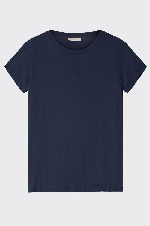 Minimum  T-shirt  Rynah  Navy Blazer Front