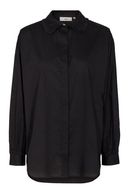 Minimum - Skjorte - Tillena - Black