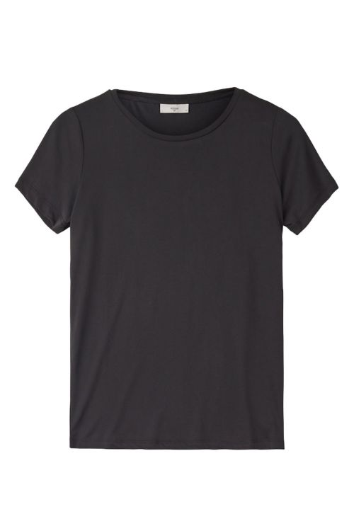 Minimum T-shirt Rynah Black Front