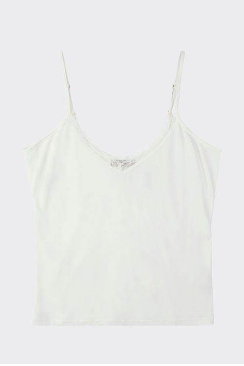 Minimum T-shirt Sussie Snow White Front