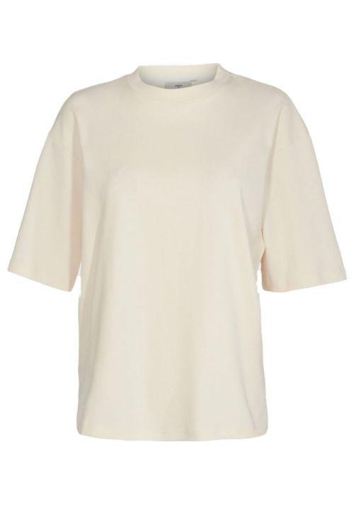 Minimum - T-shirt - Aarhusi T-shirt - Broken White
