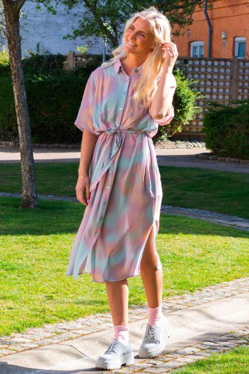 Modström - Kjole - Jordan Print Dress - Dreamy