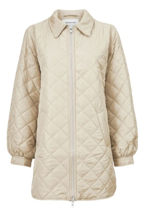 Modström - Jakke - Heva Jacket - Cream Milk