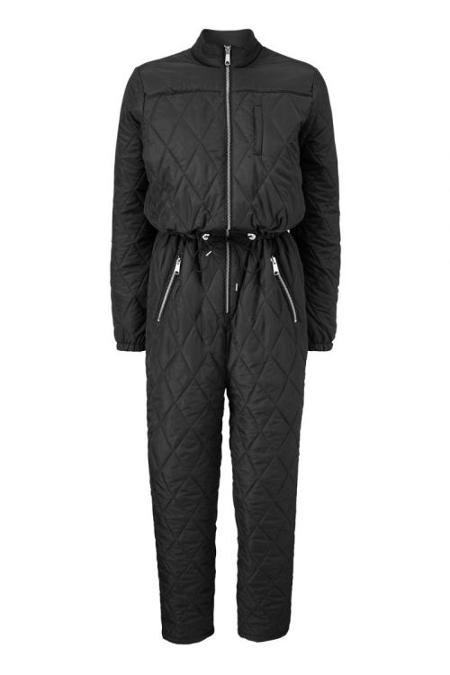 Modström - Jumpsuit - Krystal Padded Jumpsuit - Black