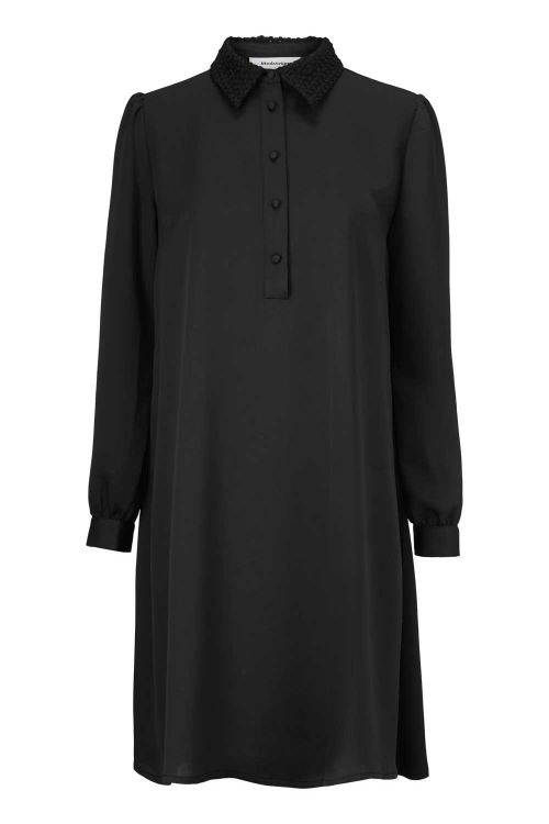 Modström Kjole Farrell Dress Black Front