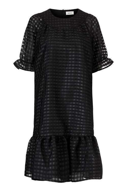 Modström Kjole Genzi Dress Black Front1