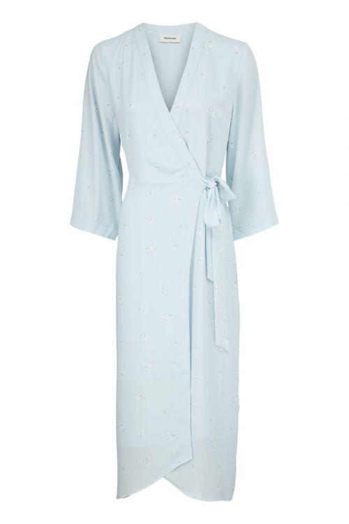 Modström - Kjole - Isadora Long Print Dress - Daisy