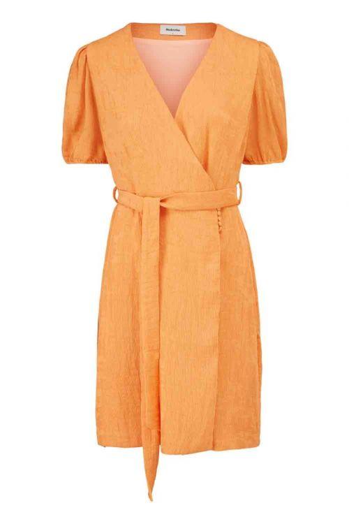 Modström - Kjole - Iva Dress - Apricot Cream