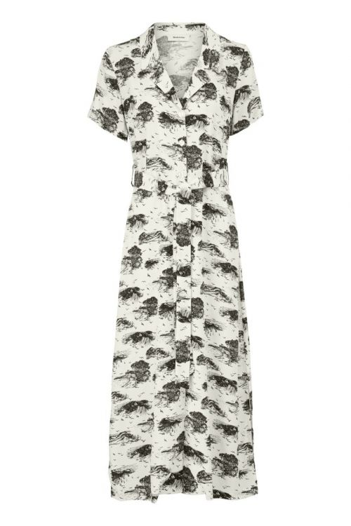 Modström - Kjole - Ivar Print Dress - Shore