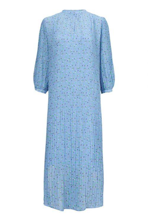 Modström - Kjole - Joe Print Dress - Blue Floral Mix