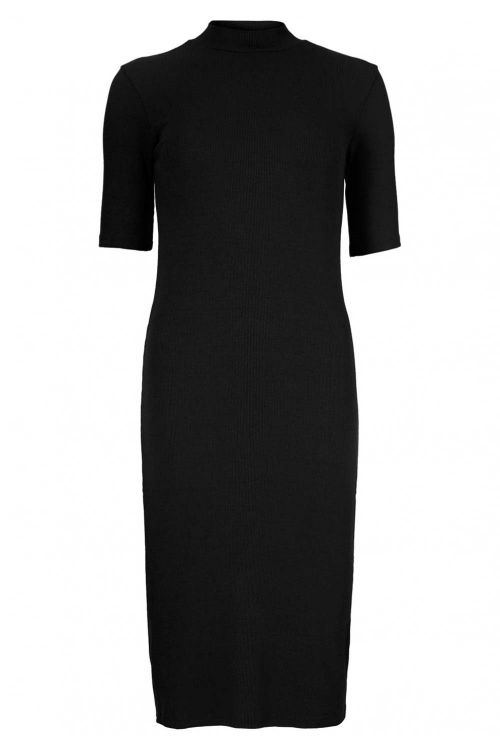 Modström - Kjole - Krown T-shirt Dress - Black