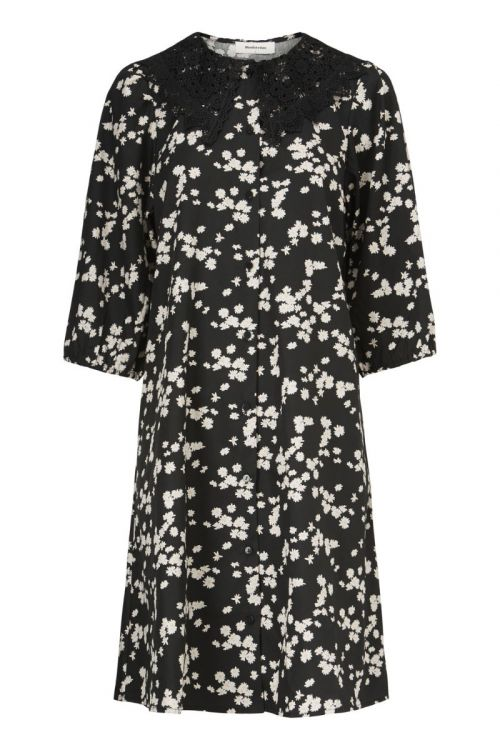 Modström - Kjole - Lilith Print Dress - Marguerite