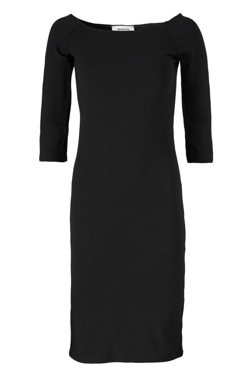 Modström Kjole Tansy Dress Black Front