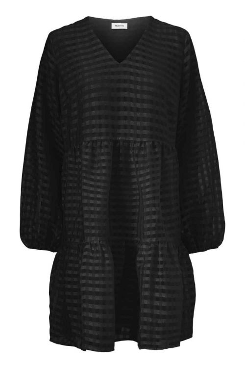 Modström Kjole Tatty Dress Black Front